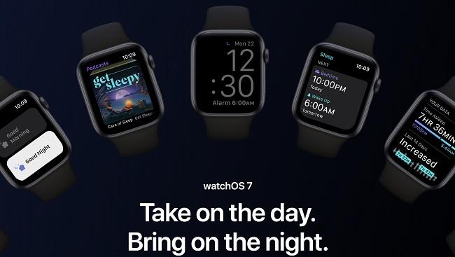 Khám phá tính năng mới nổi bật trên WatchOS 7 vừa mới trình làng
