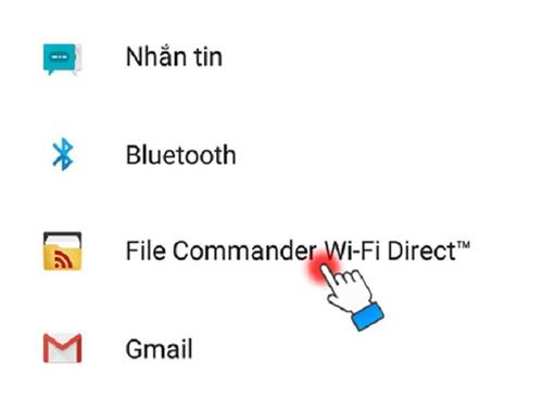 Nó có thể được dễ dàng tìm thấy trên Ứng dụng Cửa hàng của thiết bị Android
